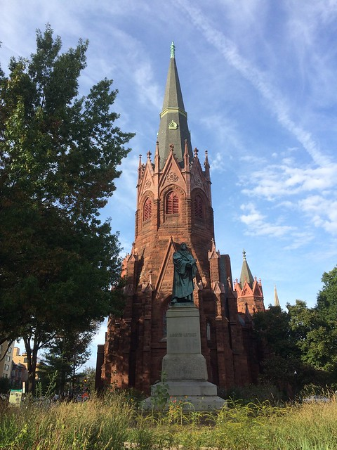 Luther Place Memorial Church, Thomas Circle