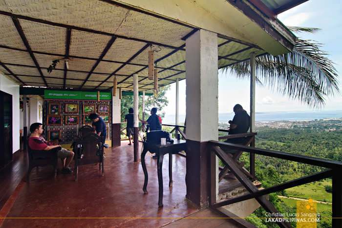Camp Bud Datu Sulu Viewing Deck