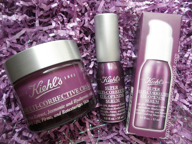 Kiehl's Super Multi-Corrective Eye-Opening Serum Cream