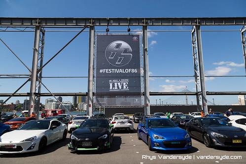 Toyota Festival of 86