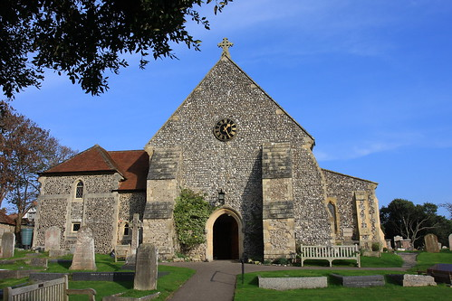 St Margaret's Church - Rottingdean