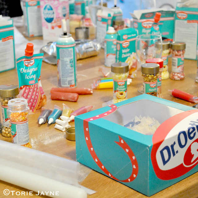 Juliet Sear's Masterclass @ the Dr. Oetker Even Better Baking Boutique