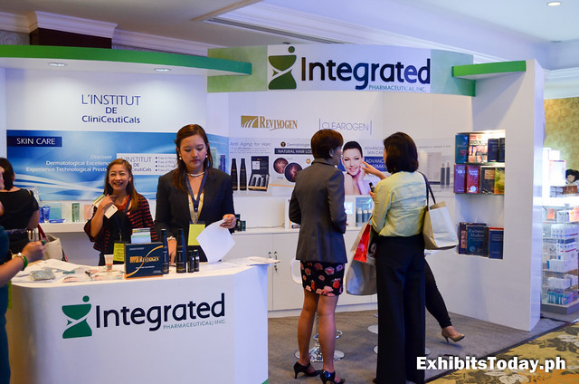 Integrated Pharmaceutical Inc. Exhibit Booth