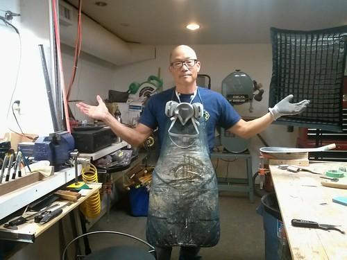Dave - the man behind Kialoa