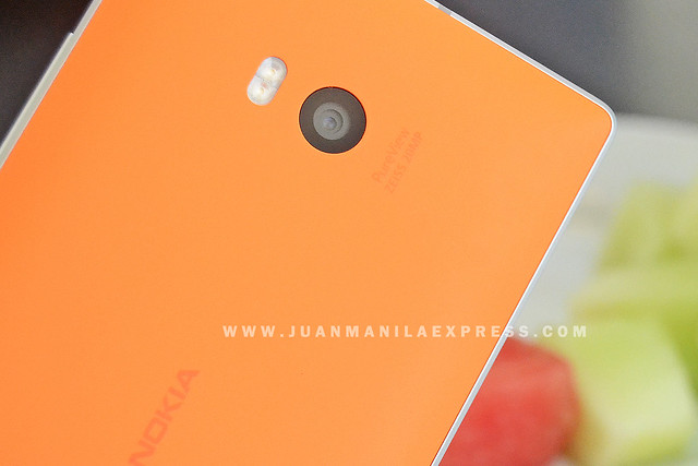 CANDY-COLORED NOKIA LUMIA 930.