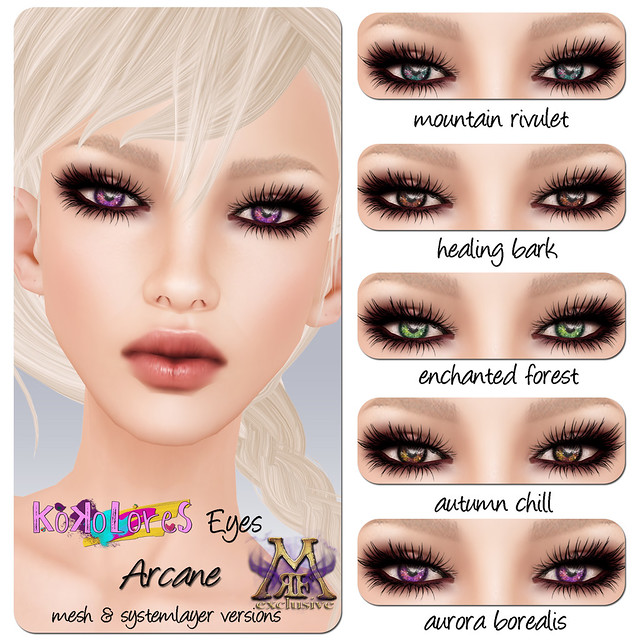 [KoKoLoReS] Eyes - Arcane