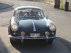 porsche(0.0), porsche 911 classic(0.0), convertible(0.0), automobile(1.0), automotive exterior(1.0), vehicle(1.0), automotive design(1.0), porsche 912(1.0), subcompact car(1.0), city car(1.0), antique car(1.0), classic car(1.0), land vehicle(1.0),