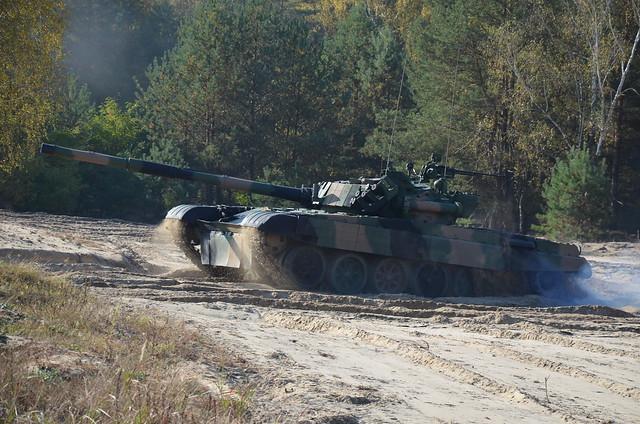 PT-91 основной танк