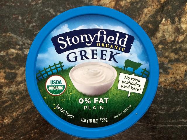 Organic Greek Yogurt