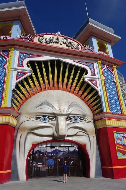 Luna park flickr photo sharing for Puerta 9 luna park
