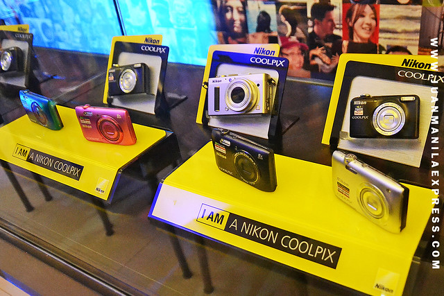 NIKON COOLPIX SERIES.