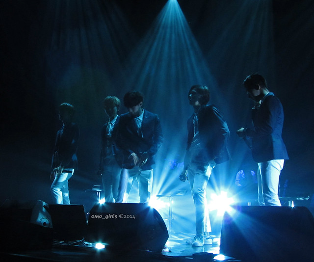 B1A4 Road Trip America - Dallas