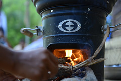 The five minute stove