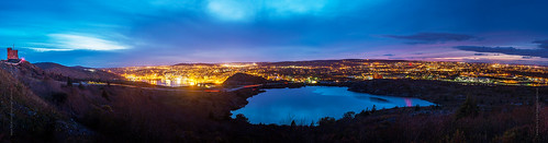 lighting city panorama canada fall skyline night port newfoundland landscape evening twilight pond nikon scenery downtown cityscape waterfront harbour dusk wide stjohns panoramic bluehour signalhill nfld nightfall atlanticcanada cabottower d600 couldy stjohnsharbour newfoundlandandlabrador downtownstjohns nikond600