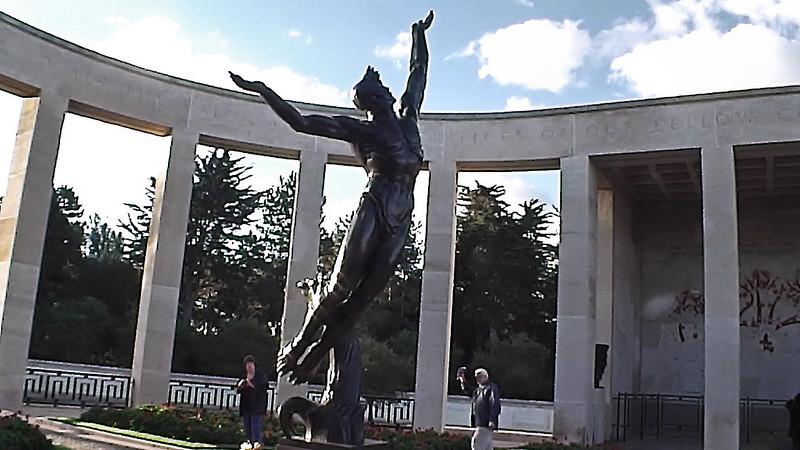 Normandy American Cemetery 03