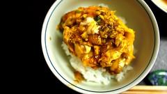 imahan egg on rice