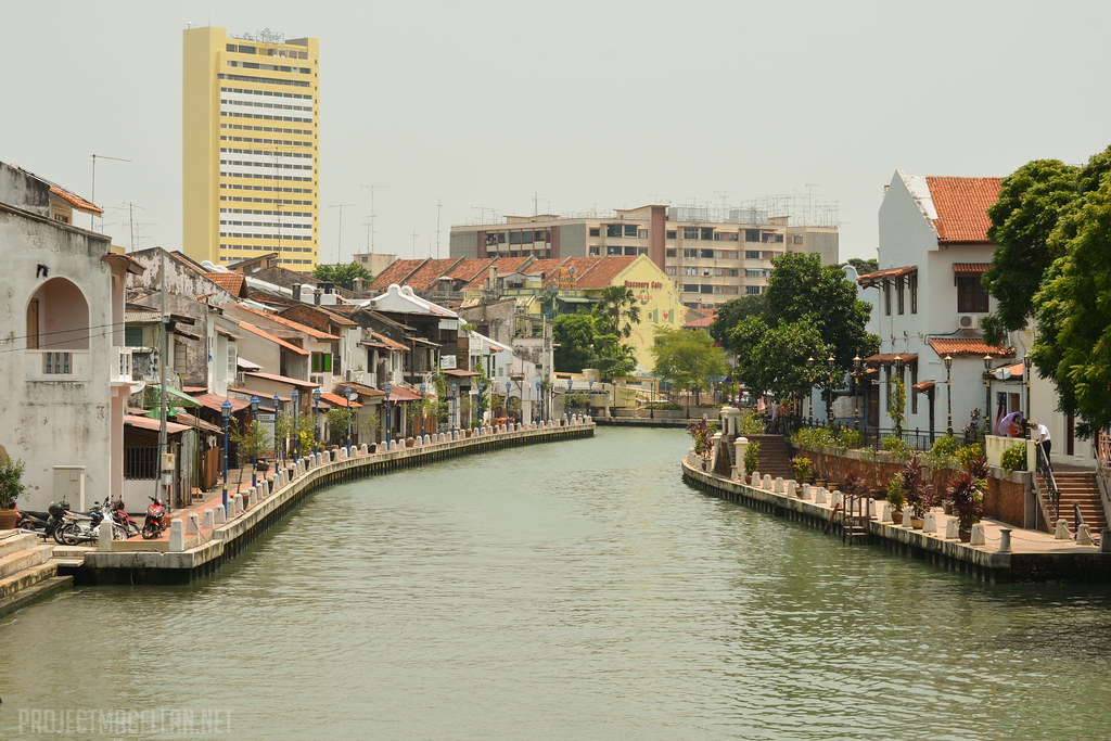 Malacca, Melaka, The Historic State, Christ Church, St. Paul's Church, Dutch, Jonker Street
