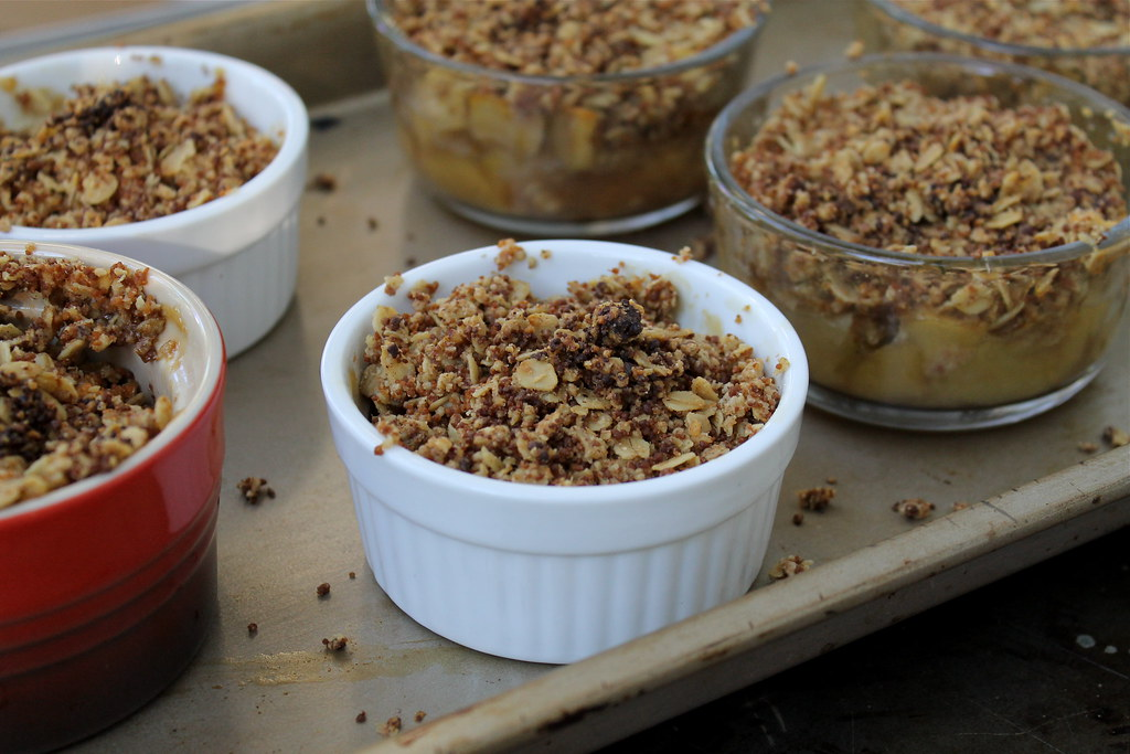 ... and Sweets: Lunchbox Multigrain Apple Crisps - vegan & gluten free