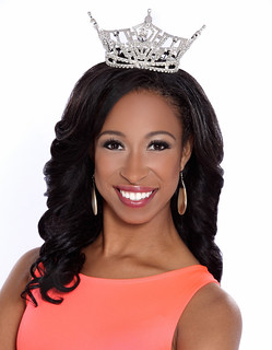 Miss Delaware promotes domestic violence awareness through pageant platform