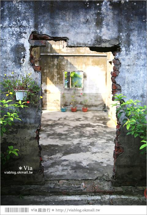 【關廟彩繪村】新光里彩繪村~在北寮老街裡散步‧遇見全台最藝術風味的彩繪村24