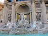"""Trevi Fountain"" at Caesar's Palace"