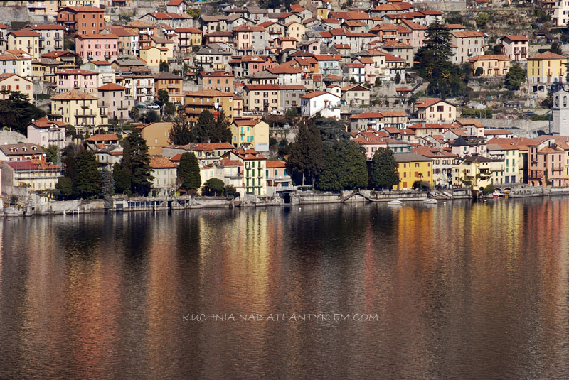 The village of  Carate, Lago di Como, Italy