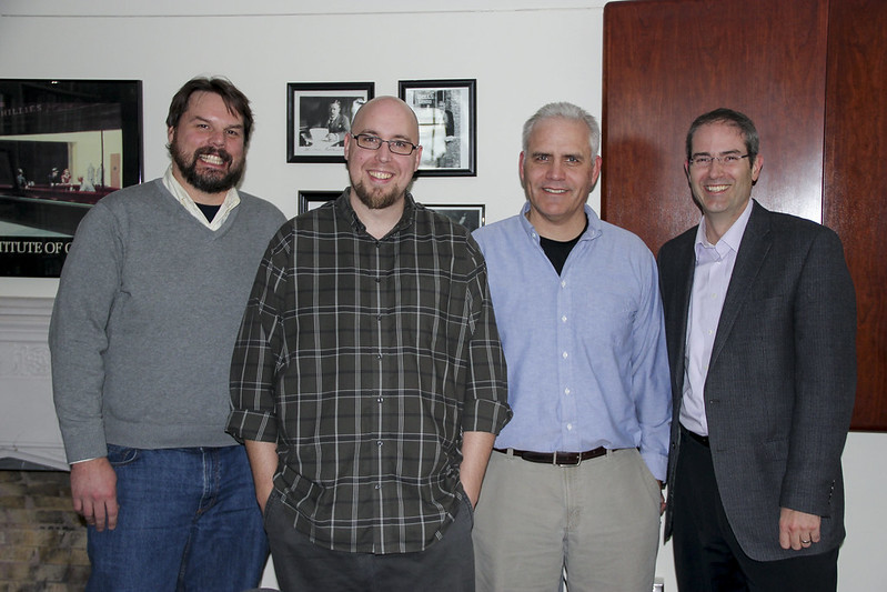 Chris Long, Mark Fisher, Ethan Watrall, and Dean Rehberger, Public Philosophy Journal, 15 November 2 10875106053