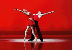 From the archives: Bizet ballet, 2003