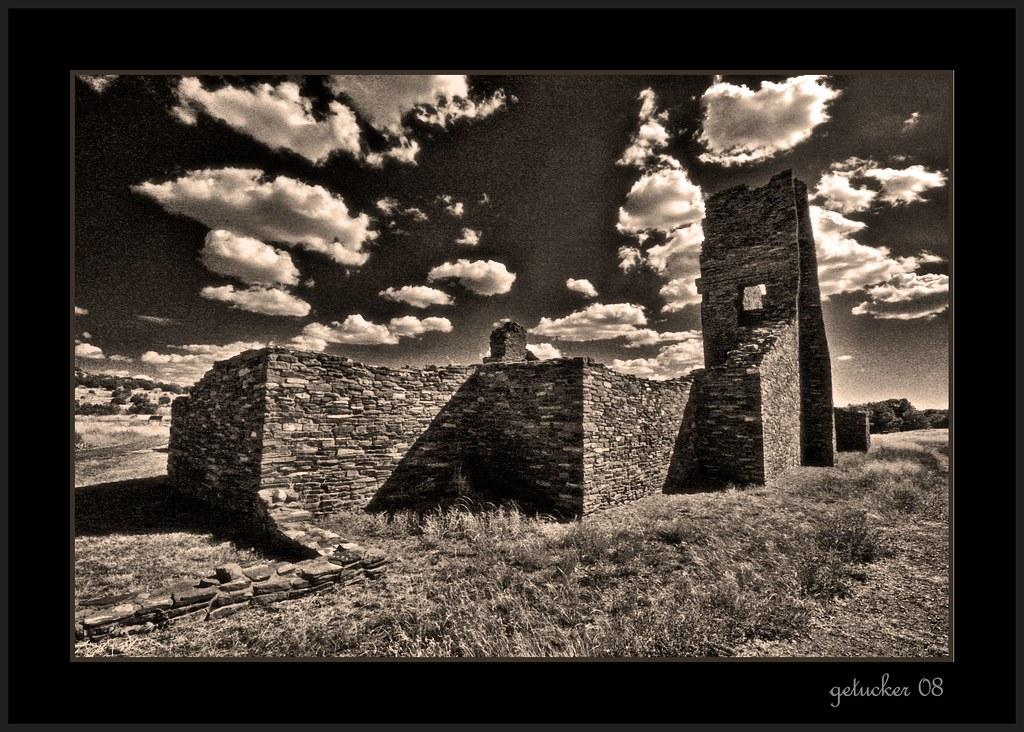 Salinas Pueblo - Abo Ruins