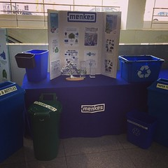 Celebrating #WasteReductionWeek at our #4711YongeStreet location! #workgreen #LifeStoreys