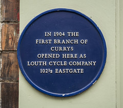 Photo of Blue plaque number 32948