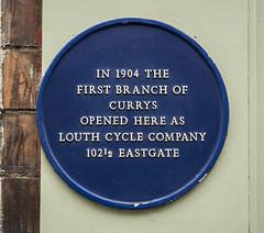 Photo of Blue plaque № 32948