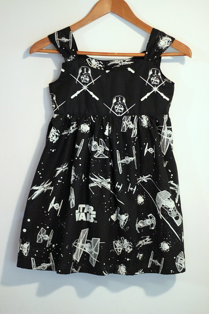 Star Wars Dress 1