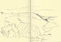Cannon Heath Down sketch