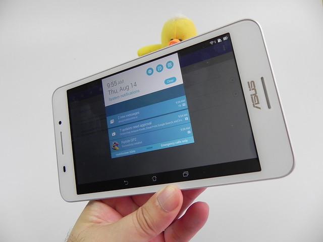 Fonepad 7 FE375 tablet gọi thoại mới nhất từ ASUS - 41154