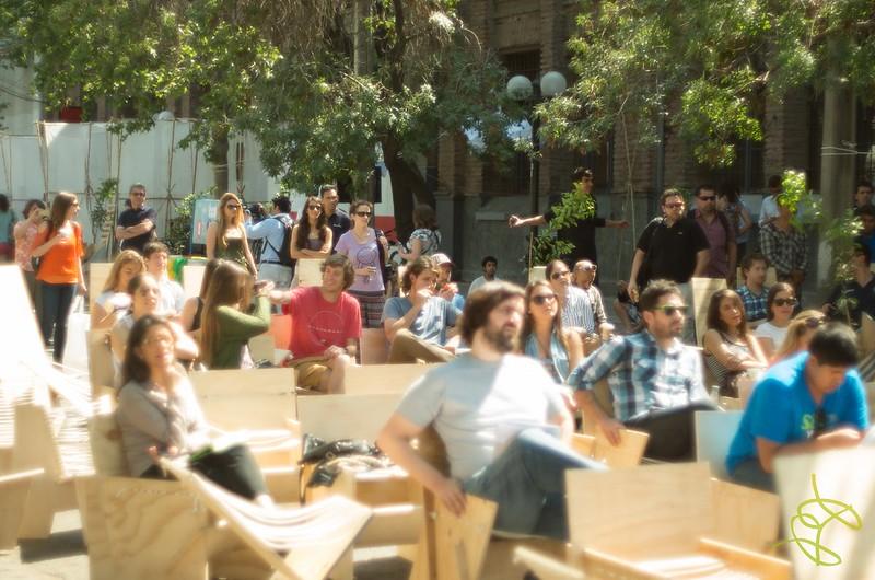 Innovación y conversaciones FiiS, Teatro Italia (IF)
