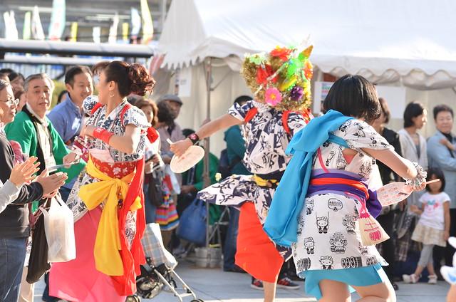 東北復興大祭典 青森人の祭典 2014年10月25日