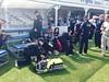 ECB National Club Twenty20 cricket finals day at Northants County Cricket Club