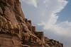 Birds fly over Mehrangarh  Fort,