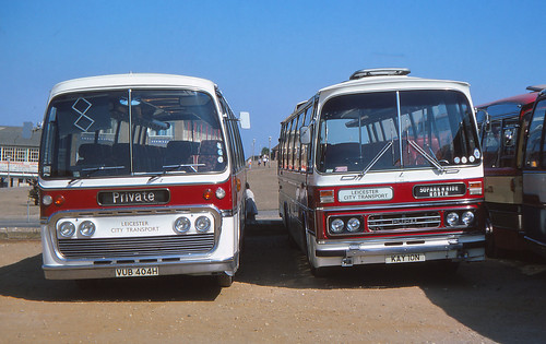 Hunstanton Coach Park 1978 (part 2)