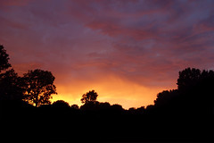Lake County Sky