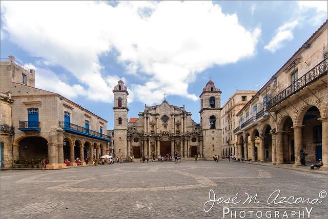 La Habana (Cuba). Plaza de la Catedral