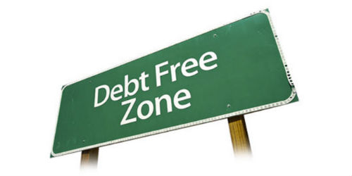 Essential advice for staying debt free