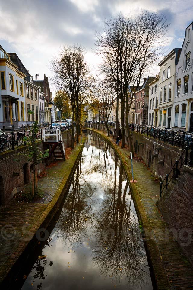 Canal @ Utrecht, Netherlands