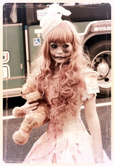 Kawasaki Halloween parade 2014 123