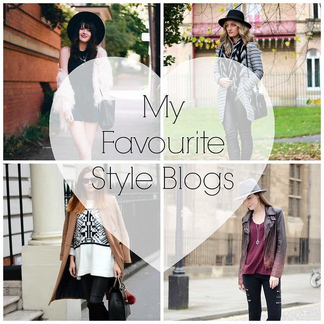 my fave style blogs