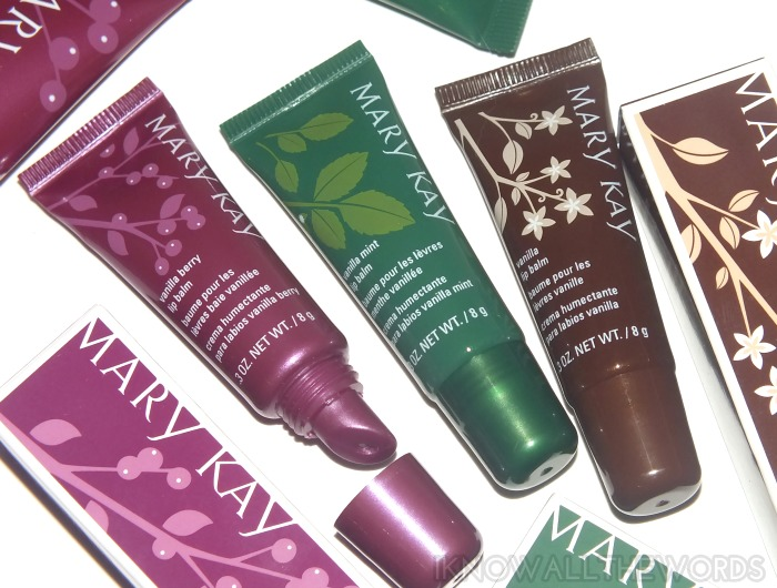 mary kay little gifts hand cream and lip balm (1)