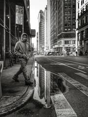 RONY: Flatiron reflections