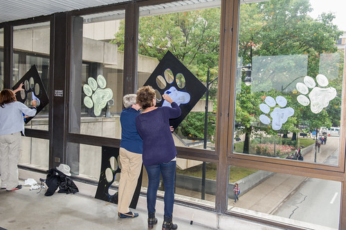 2014 - Homecoming: Pitt Alumni Association Staff Paint the Town Gallery
