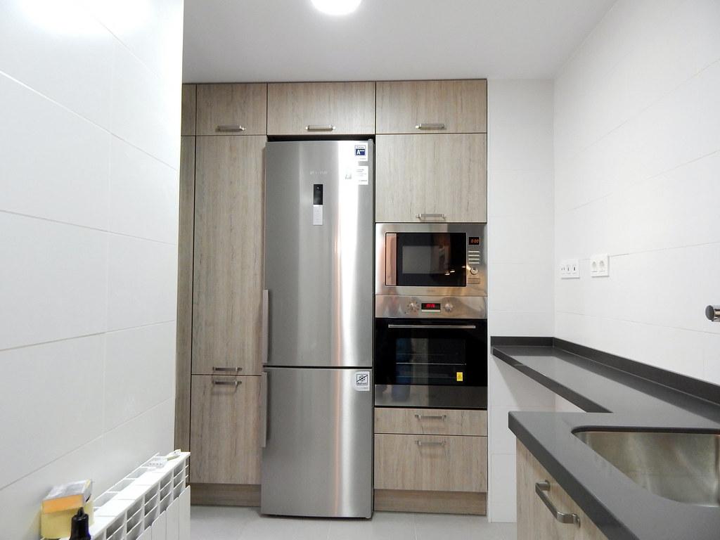 Muebles de cocina modelo bali for Muebles de cocina zona pilar